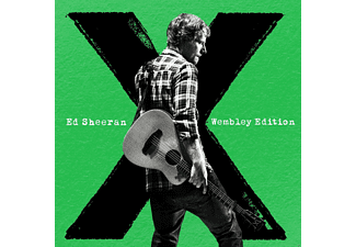 Ed Sheeran - X (Wembley Edition) CD