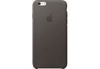 Para iPhone 6 PLUS/6S PLUS -Funda carcasa, Piel, Negro