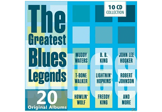 VARIOUS - Essential Blues Collection - (CD)