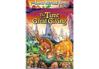 The Land Before Time III: The Time of the Great Giving DVD