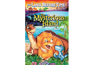 The Land Before Time V: The Mysterious Island DVD