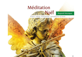 VARIOUS - Meditation Noel - (CD)