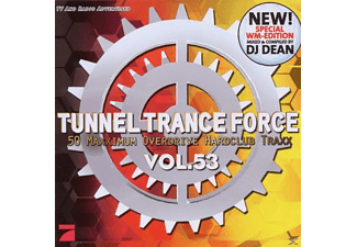 VARIOUS - Tunnel Trance Force Vol.53 (New Special - (CD)