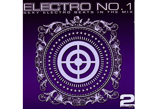 VARIOUS - Electro No.1   Part 2 [CD]