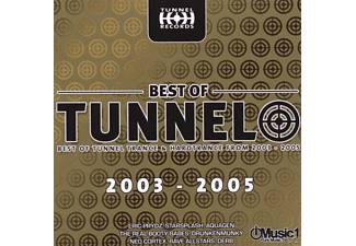 VARIOUS - The Best Of Tunnel Vol.5 (2003-2005) - (CD)