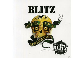 Blitz - Voice Of A Generation (Special 2CD Ed.) - (CD)