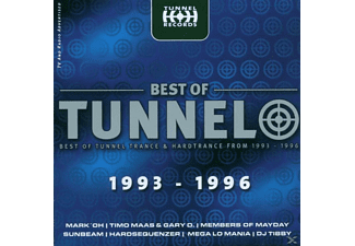 VARIOUS - Best Of Tunnel (1993-1996) - (CD)