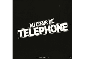 Telephone - Au Coeur De Telephone-Integral - (CD)