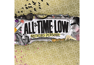 All Time Low - Nothing Personal - (Vinyl)
