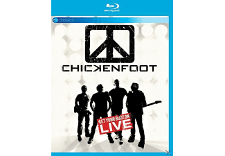 Chickenfoot - Chickenfoot: Live - (Blu-ray)