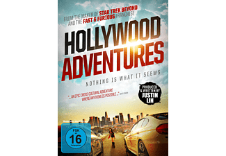 Hollywood Adventures - (DVD)