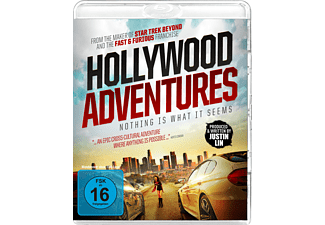 Hollywood Adventures - (Blu-ray)