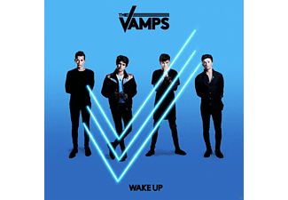 Vamps -  Wake Up [CD]
