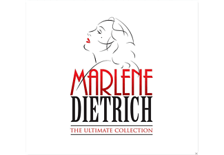Marlene Dietrich - Marlene Dietrich-The Ultimate Collection - (CD)