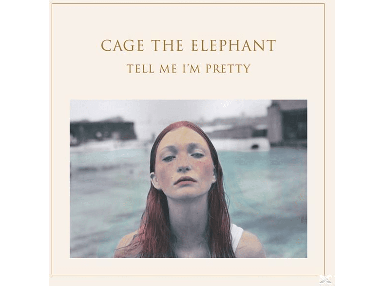 Cage The Elephant - Tell Me I'm Pretty [CD]