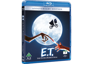 E.T. The Extra-Terrestrial Blu-ray