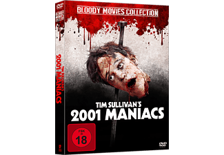2001 Maniacs (Bloody Movies Collection) - (DVD)