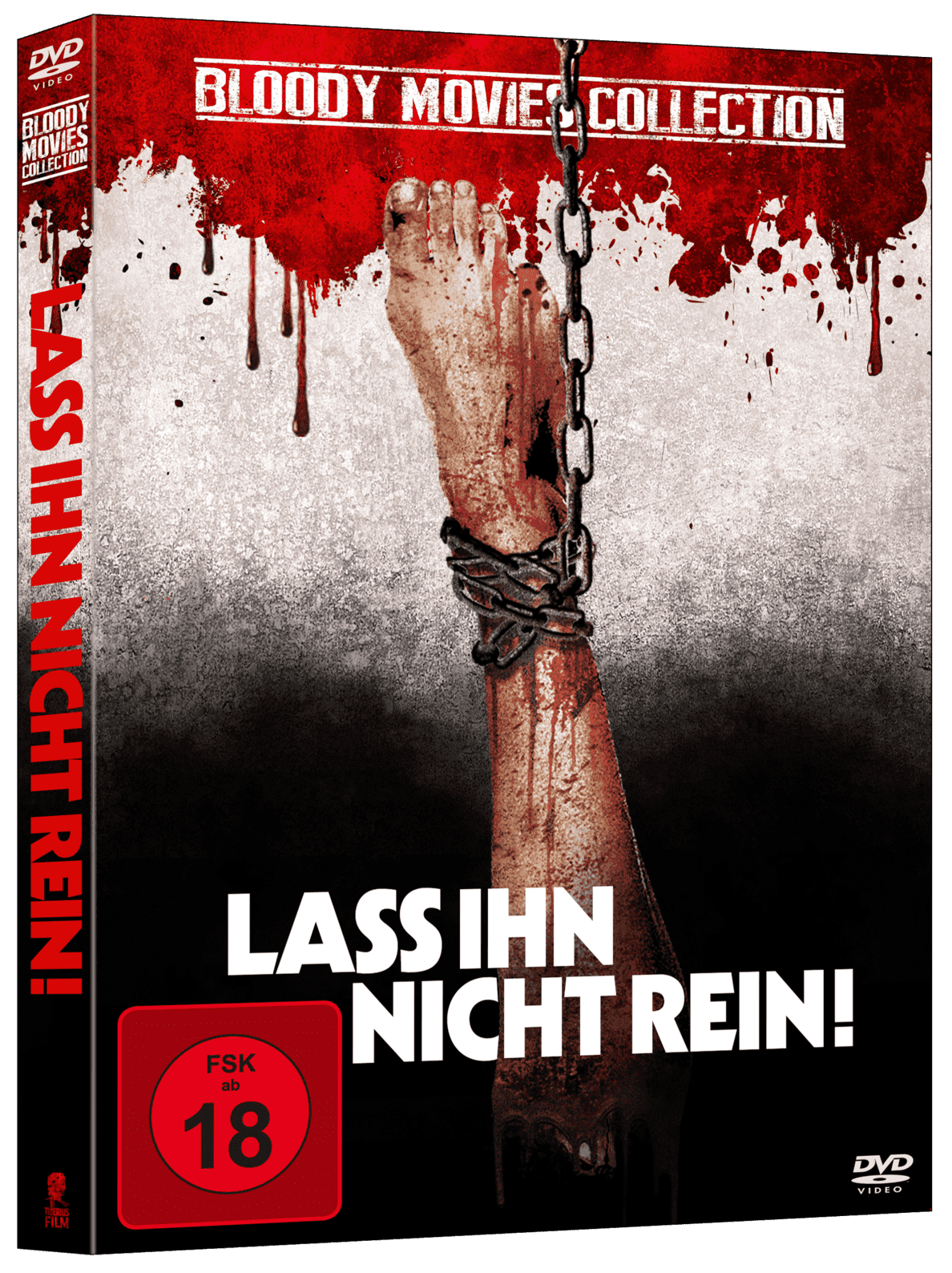 Lass ihn nicht rein! (Bloody Movies Collection) auf DVD