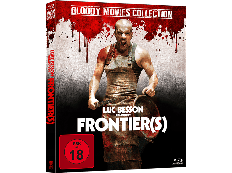 Frontier(s) (Bloody Movies Collection) [Blu-ray]