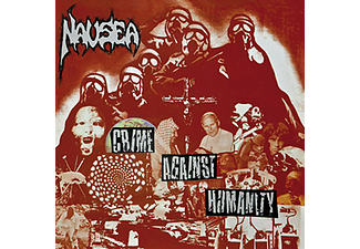 Nausea - Crime Against Humanity - Reissue (CD)