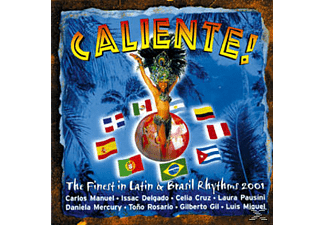 VARIOUS - Caliente 2001 - (CD)