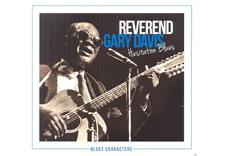 "Gary ""reverend"" Davis - Hesitation Blues - (CD)"