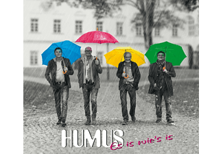 Humus - Es Is Wie's Is - (CD)
