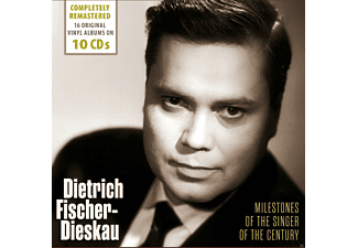 Dietrich Fischer-Dieskau - Milestones Of The Singer Of The Century - (CD)