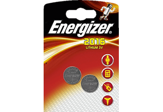 ENERGIZER CR2016 Lithium Button Cell 3 V