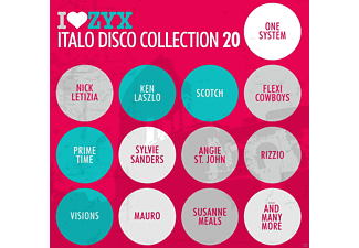 VARIOUS - Zyx Italo Disco Collection 20 - (CD)