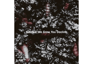Kobosil - We Grow, You Decline - (CD)
