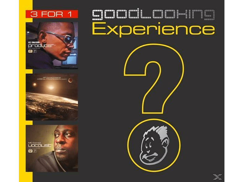 VARIOUS - Goodlooking Experience [CD]