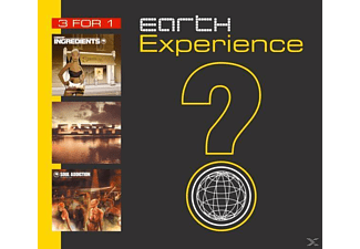 Various - Earth Experience - (CD)