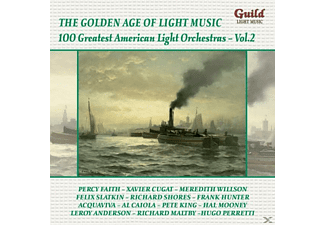 VARIOUS - 100 Greatest American Light Orchestras,vol.2 - (CD)