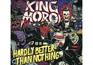 King Moroi - Hardly Better Than Nothing [CD]