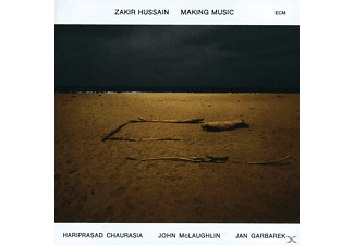 Zakir Hussain - MAKING MUSIC - (CD)