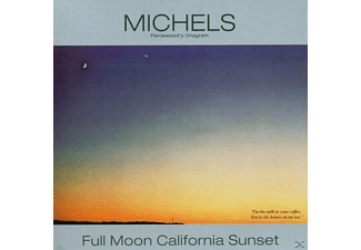 Michels - Full Moon California Sunset - (CD)