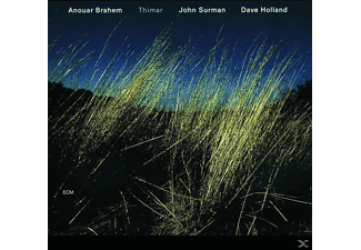 Anouar/surman/holland Brahem - Thimar - (CD)