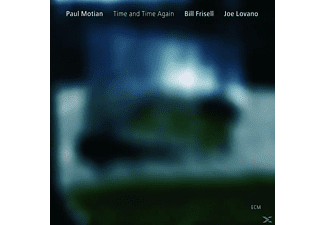 Bill Frisell, Motian, Paul / Frisell, Bill / Lovano, Joe - TIME AND TIME AGAIN - (CD)