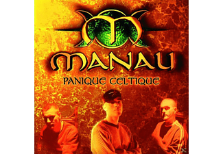 Manau - Panique Celtique CD