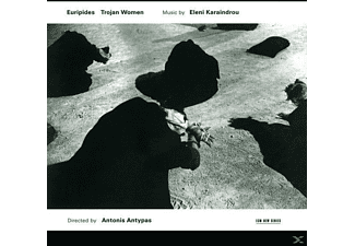 Eleni Karaindrou - TROJAN WOMEN - (CD)