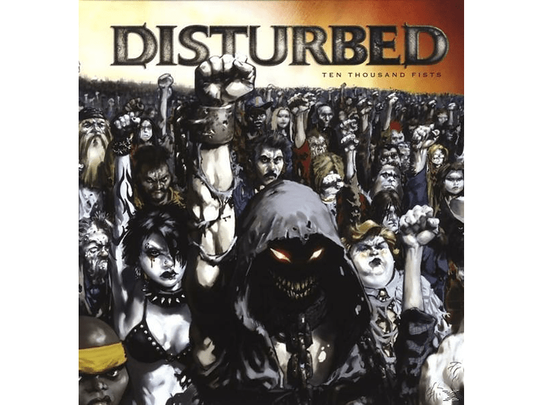 Disturbed - Ten Thousand Fists [Vinyl]