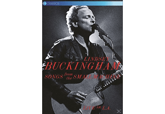 Lindsey Buckingham - Songs from the Small Machine - Live in L.A. (DVD)