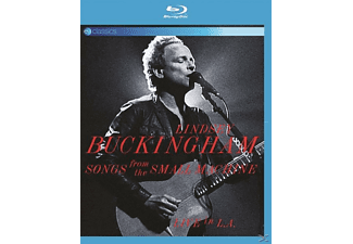 Lindsey Buckingham - SONGS FROM THE SMALL MACHINE-LIVE IN L.A. - (Blu-ray)