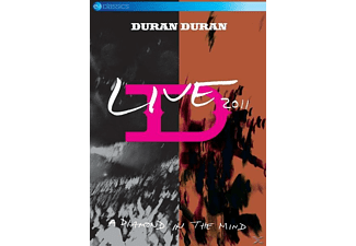 Duran Duran - LIVE 2011-A DIAMOND IN THE MIND - (DVD)