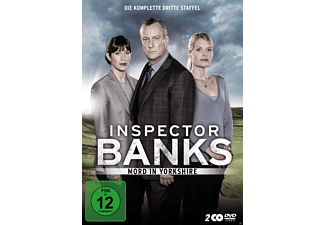 Inspector Banks - Staffel 3 - (DVD)