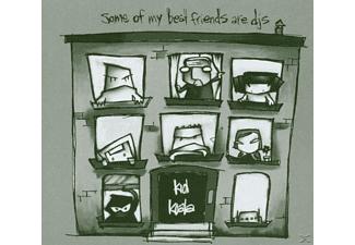 Kid Koala - Some Of My Best Friends Are Djs - (CD)
