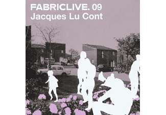 Jacques Lu Cont - Fabric Live 09 - (CD)