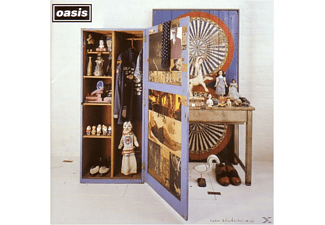 Oasis - Stop The Clocks - (CD)