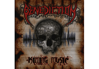 Benediction - Killing Music - (CD)
